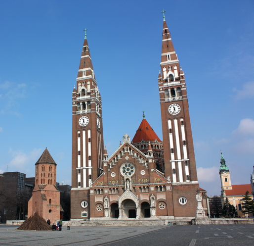 Cathédrale de Szeged